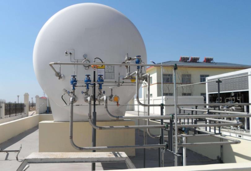 安徽LNG大型储气罐设备